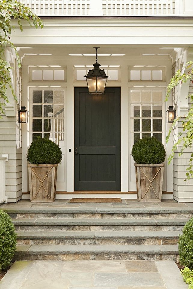 Front Porch Inspiration via Pinterest